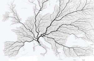 Генетики подтвердили поговорку «Все дороги ведут в Рим»