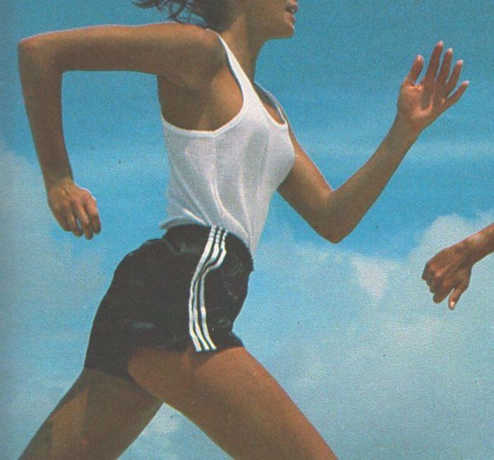 Пост-локдаун - пляжные тела.