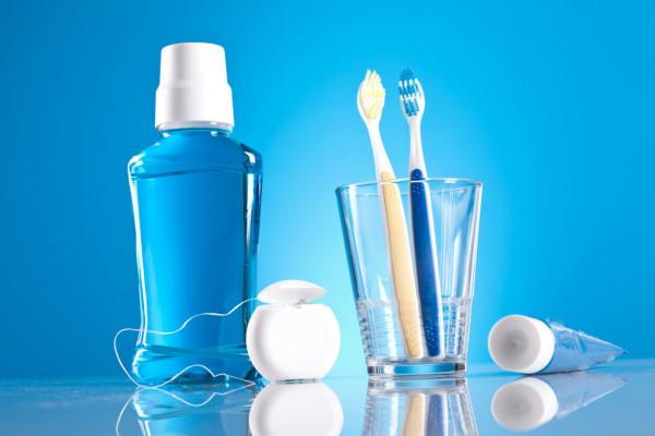 жидкость для полоскания рта